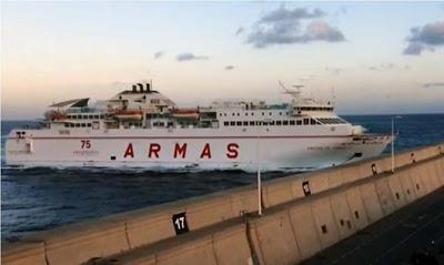 accidente_ferry_armas_Muelle_nelson_mandela_las_palmas_gran_canaria