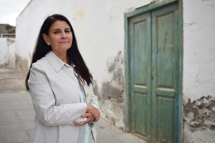 """Nona Perera: """"CC ha convertido a Lanzarote en la isla de la precariedad laboral"""""""
