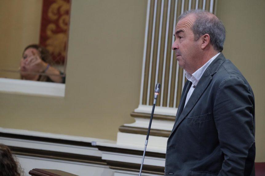 """Francisco Déniz:""""hay que repensar el AIEM y el REA en base a criterios sociales y no solo de beneficio empresarial"""""""